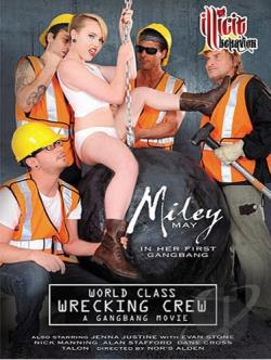 [18+] World Class Wrecking Crew: A Gangbang Movie