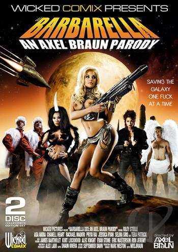 [18+] Barbarella Xxx: An Axel Braun Parody