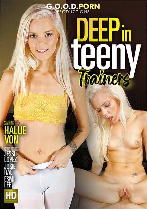 [18+] Deep In Teeny Trainers