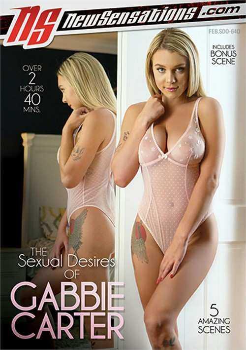 The Sexual Desires Of Gabbie Carter